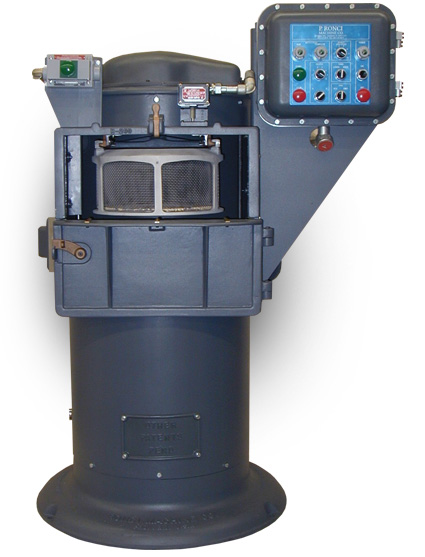 Ronci R-200VPC Dip Spin Centrifugal Coating Machine